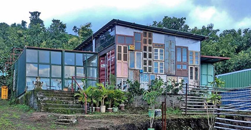 shipping-container-house-view