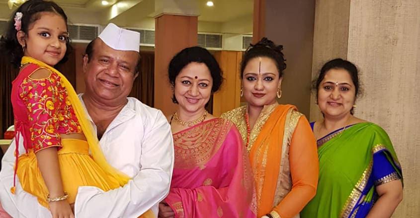 vinayaprasad-family