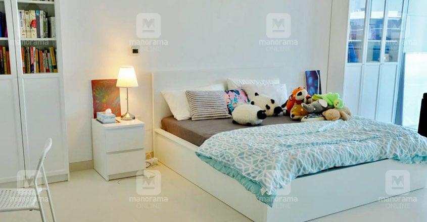 veena-jan-dubai-home-bed
