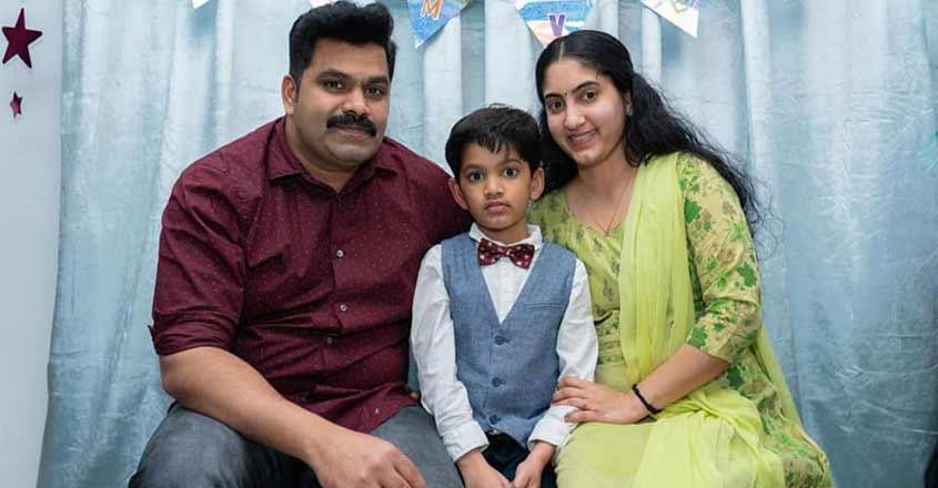 sreekala-family