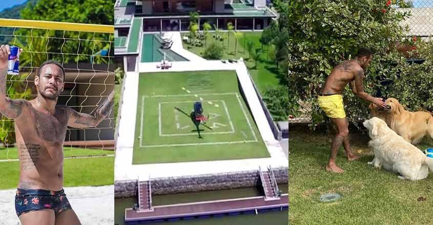 neymar-house