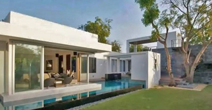 dhanush-home