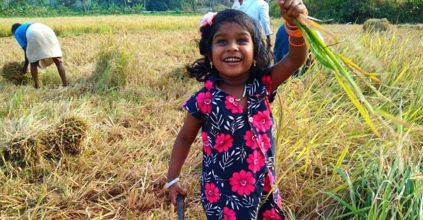 Kids-Farmer-Mahalakshmi