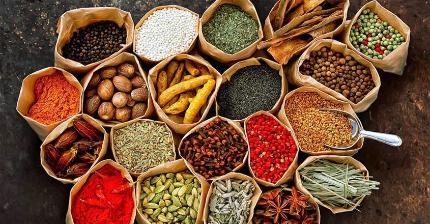 spices-farming