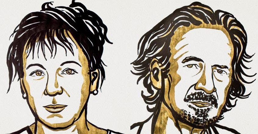 Nobel-Winners-Literature