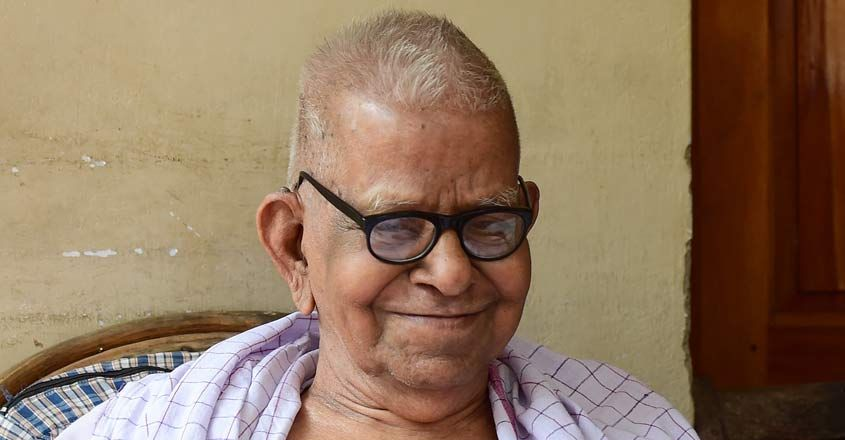 akkitham-is-the-sixth-malayalam-writer-who-bagged-the-jnanpith-award