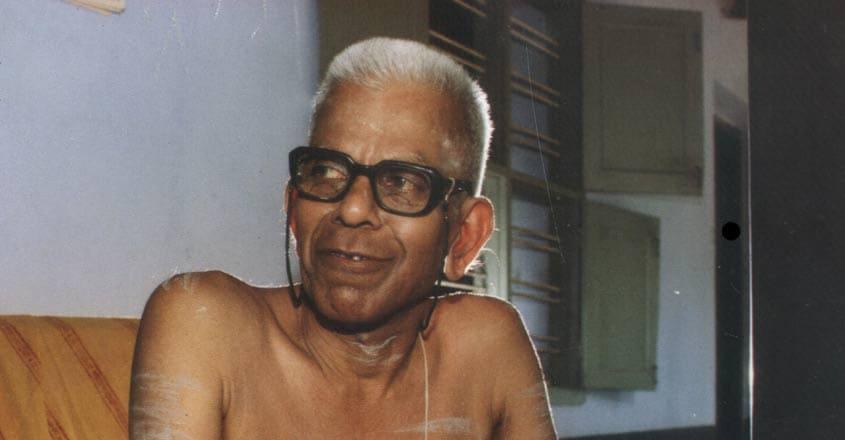 malayalam-poet-akkitham-achuthan-namboothiri