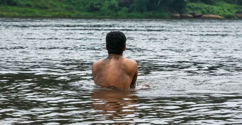 bathing-in-river