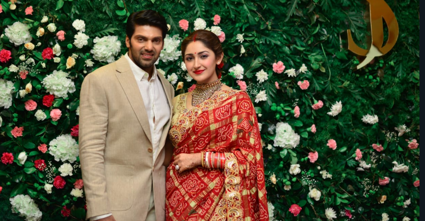 arya-sayyeshaa-wedding-reception-1