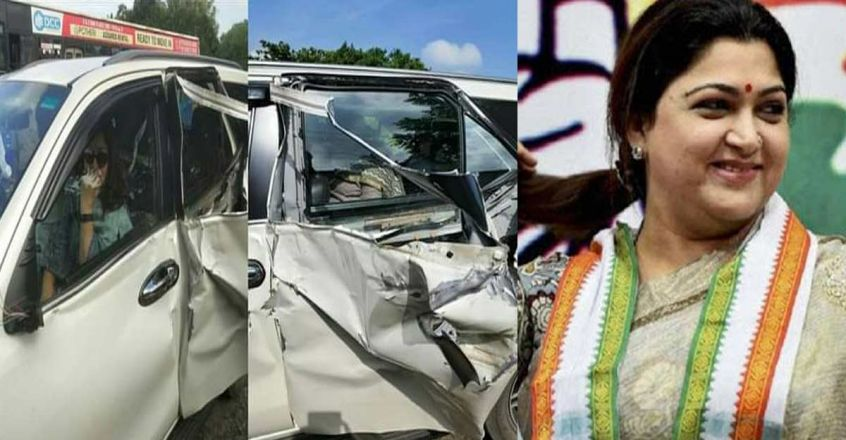 khushboo-accident-fake