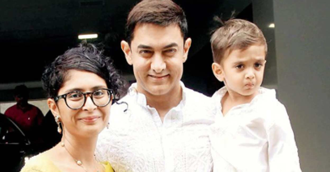 Aamir Khan and Kiran Rao get divorced