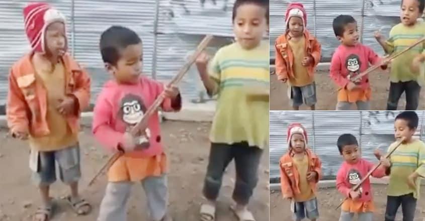 children-singing-video