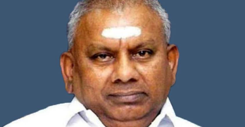 sarvana-bhavan-p-rajagopal