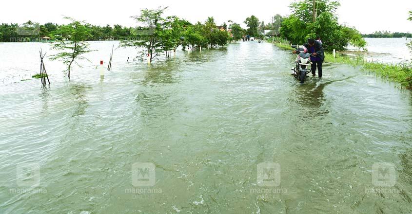 kottayam-kumarakom-road