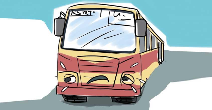 ksrtc-bus