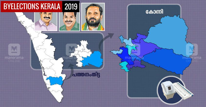 Konni Election Results Infographic Analysis