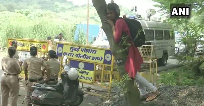 Aarey-Colony-activist