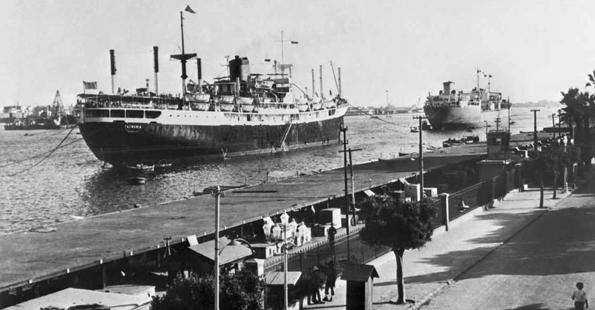 Suez Canal History