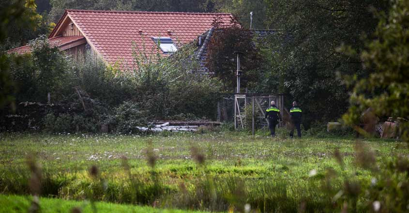 NETHERLANDS-CRIME-SOCIAL-FAMILY