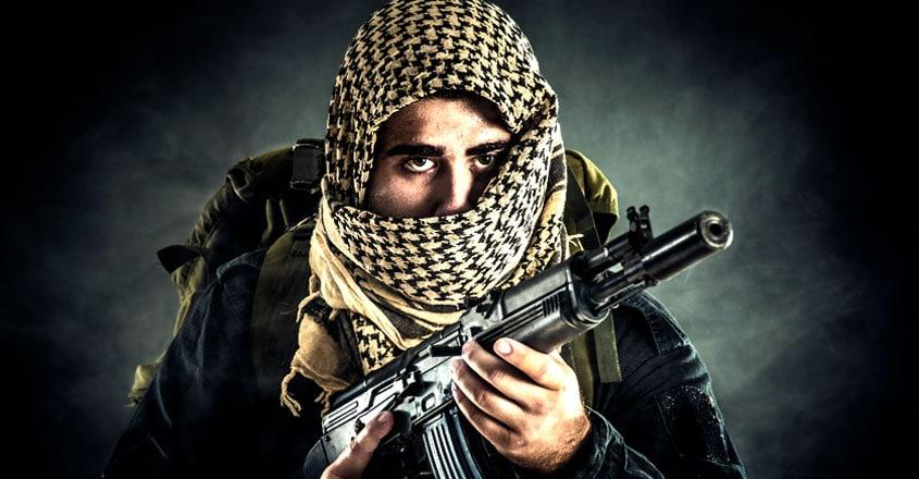 Terrorist | Representative Image