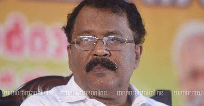 P.S.Sreedharan Pillai