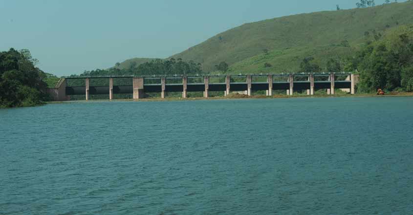 Mullapperiyar Dam