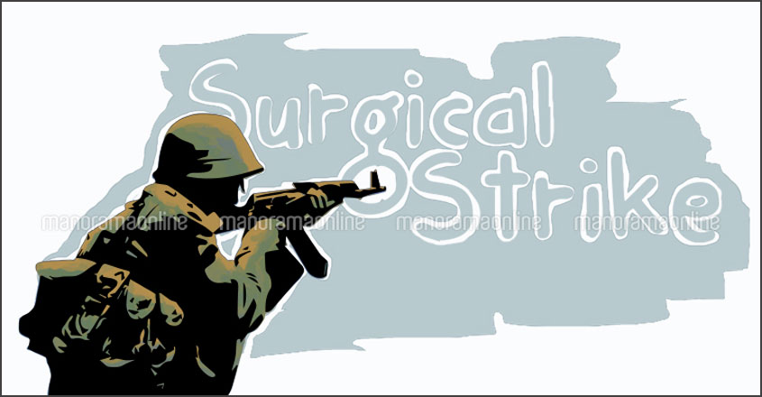 surgical-strike-representational-image