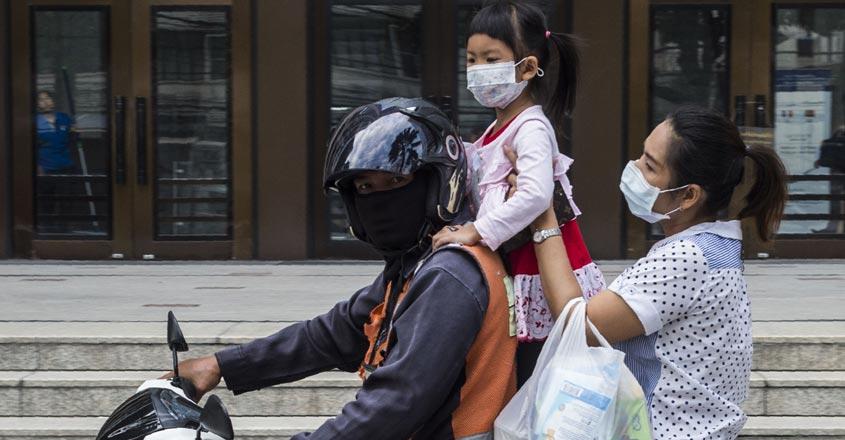Thailand Pollution