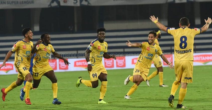 Kerala Blasters FC players