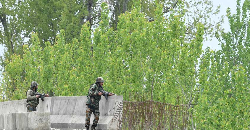 Indian Army | Encounter | File Pic