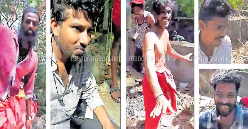 Ananthu Murder Accused Celebration
