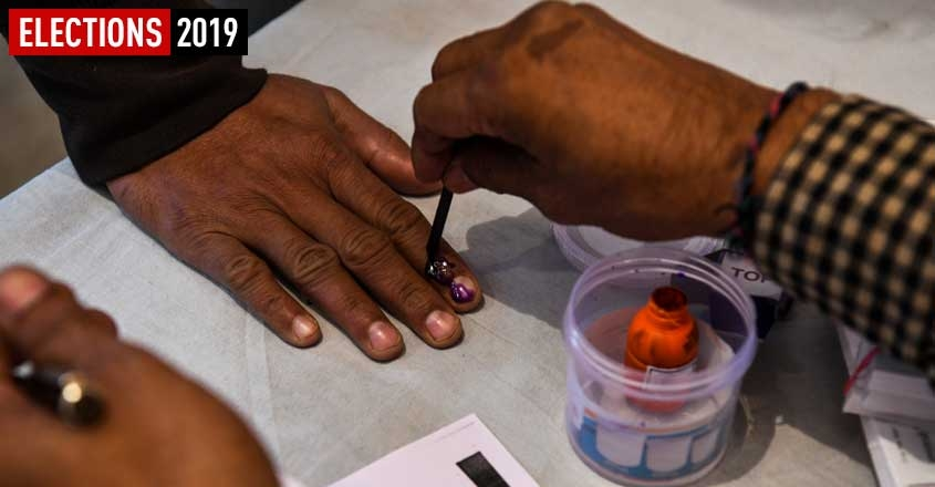 Voting Ink | Elections 2019