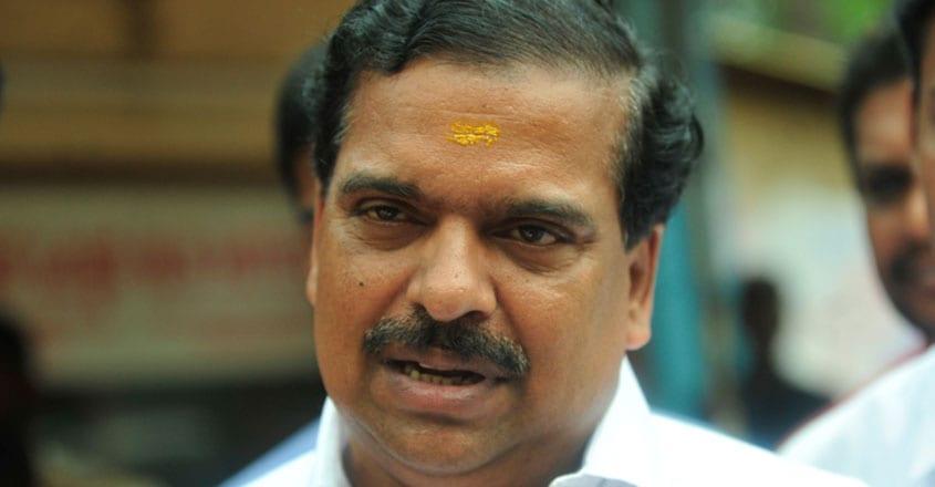 PK Krishnadas