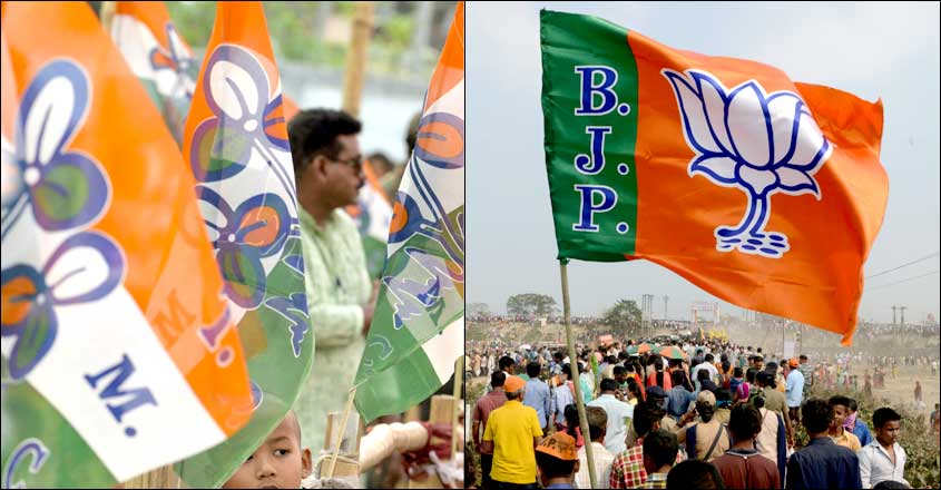 TMC Flag | Trinamool Congress Flag | BJP Flag