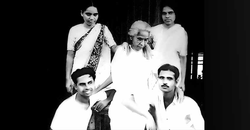 Vayalar-Rama-Varma-family