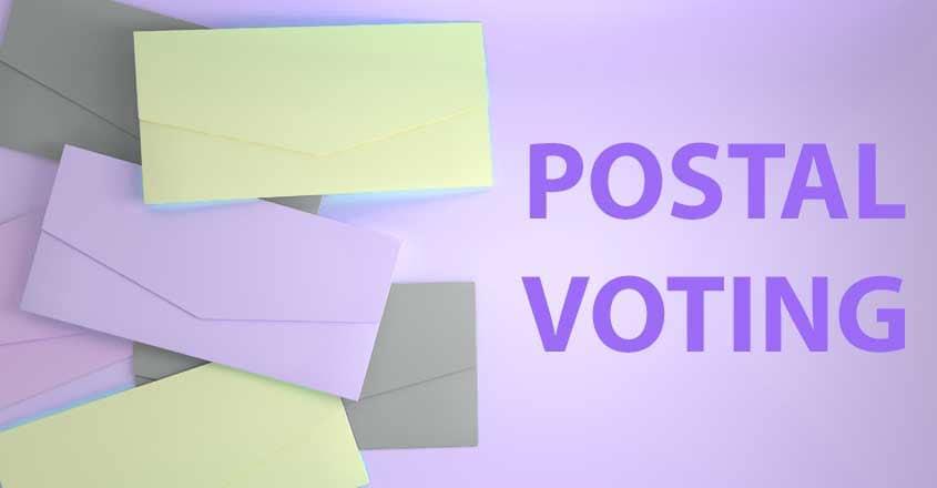 Postal Voting | Representational Image