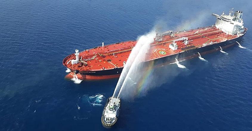 Iran-navy-on-japan-ship-gulf-of-oman