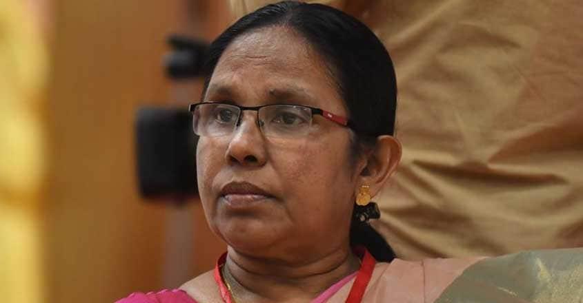 kk-shailaja-health-minister