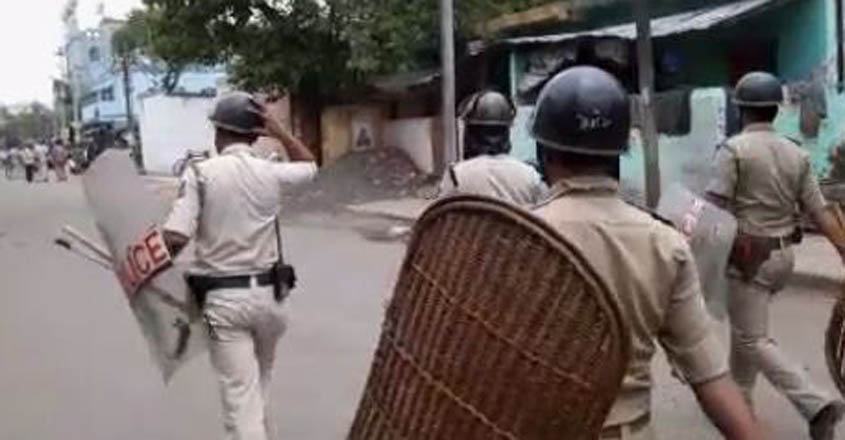 bengal-fire-police