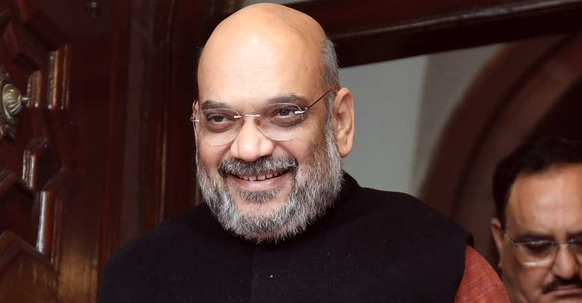 Minister Amit Shah
