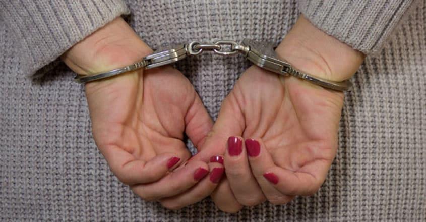 Arrest - Representational image
