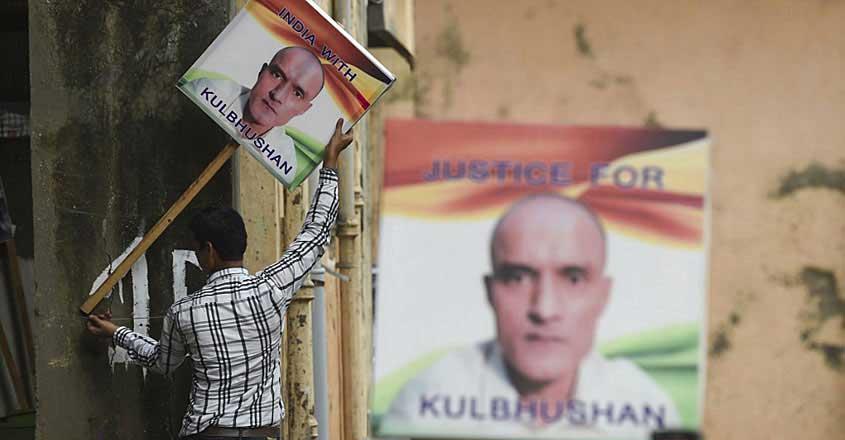 UN-COURT-INDIA-PAKISTAN-POLITICS-ESPIONAGE