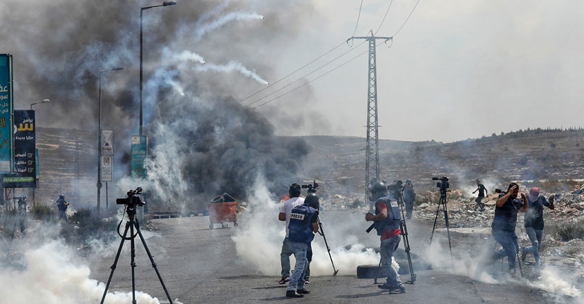 PALESTINIAN-ISRAEL-CONFLICT-UNREST