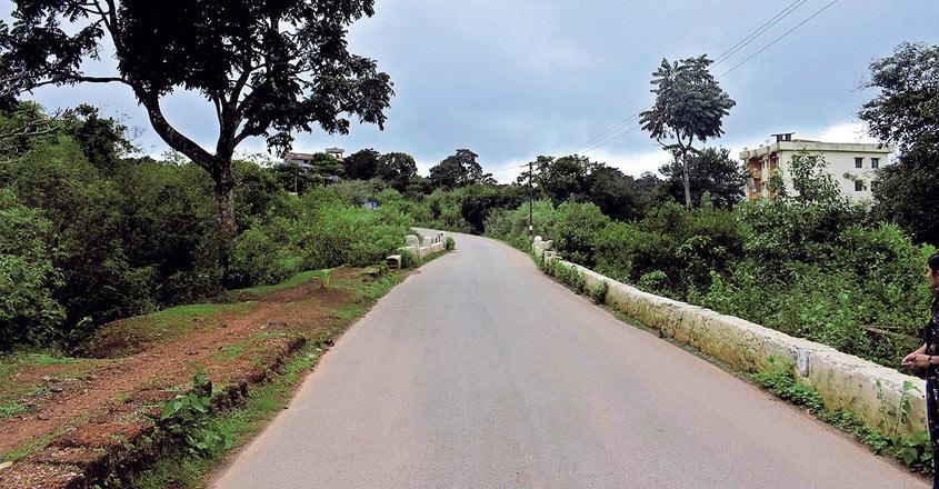 agumbe-sringeri-road