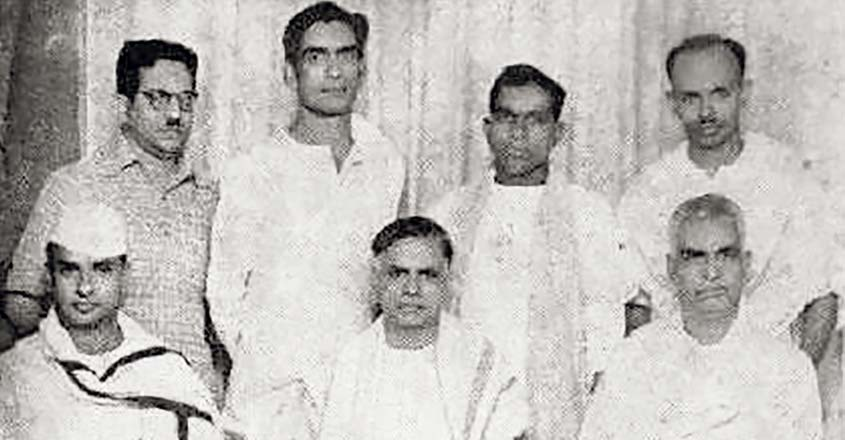 MPs-from-Travancore-Cochin-1950