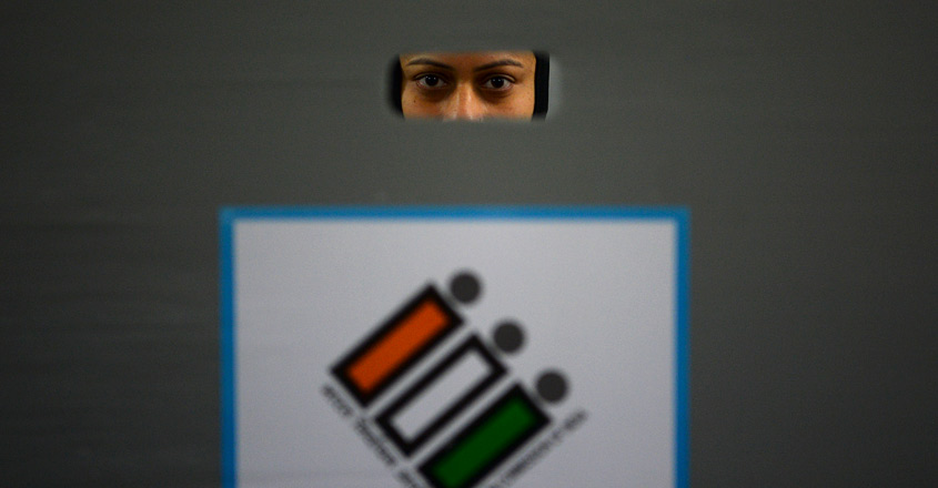 Delhi ELection Infographics