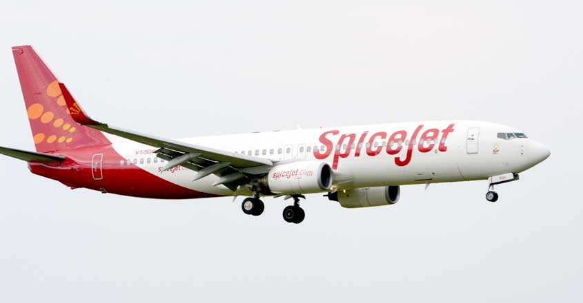 spicejet-flight