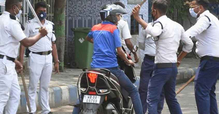 bengal-police