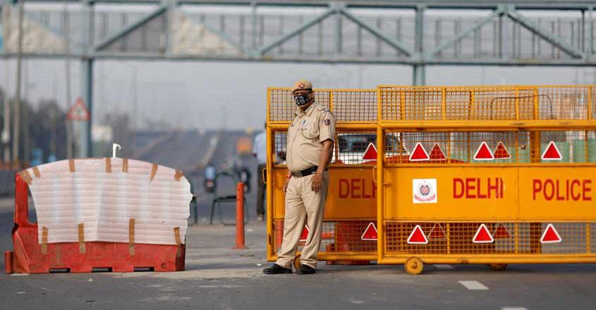 delhi-police-covid
