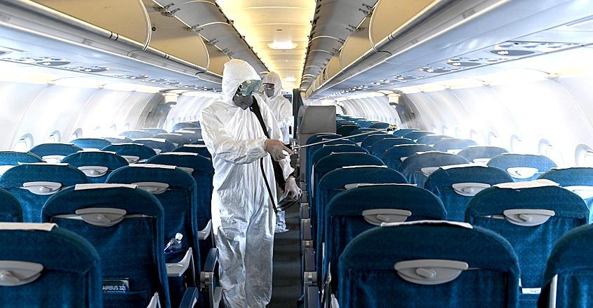 Coronavirus-Airline